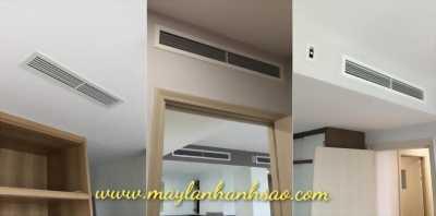 Chuyên cung cấp máy lạnh giấu trần Daikin - Lắp đặt máy lạnh tận nơi HCM