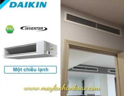Máy lạnh giấu trần Daikin Inverter - Uy tín chất lượng - Giá cạnh tranh