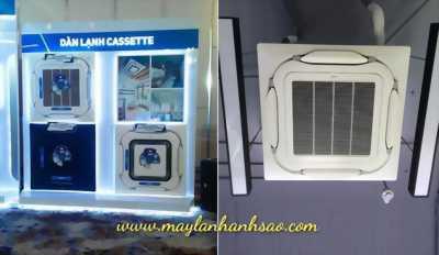 Máy lạnh âm trần Daikin FCF50CVM/RZF50CV2V Inverter giá chính hãng
