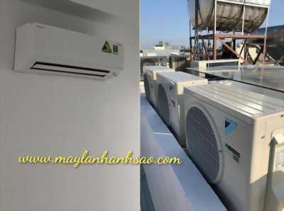 Cung cấp máy lạnh treo tường Daikin 1 chiều 9000Btu FTKQ25SAVMV giá rẻ nhất