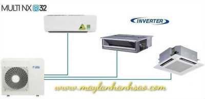 Dàn nóng Multi Daikin Inverter 3MKM52RVMV Gas R32 - Điện Lạnh Ánh Sao
