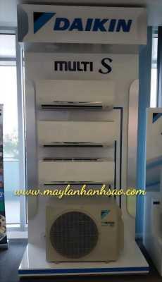 Máy lạnh Daikin Multi S Inverter Gas R32 - Lắp đặt máy lạnh tận nơi
