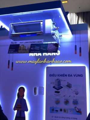 Máy điều hòa giấu trần Daikin Inverter - Gas lạnh R32 chất lượng tốt nhất