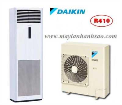 Điều hòa tủ đứng Daikin công suất 5.0HP Gas R410a – Dòng xuất xứ Malaysia giá rẻ