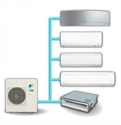 Nhà thầu lắp đặt điều hòa Multi Daikin cho căn hộ giá rẻ - Thương hiệu tiết kiệm điện số 1