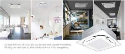 Cung cấp & lắp đặt máy lạnh âm trần Daikin chất lượng cao – Dàn lạnh thổi vòng tròn 360 độ