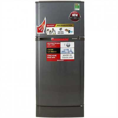 Tủ lạnh Sharp 150lit, model mới, còn giấy mua bán