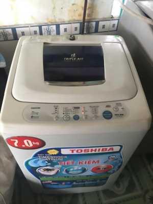 Máy giặt panasonic 7kg mới99%