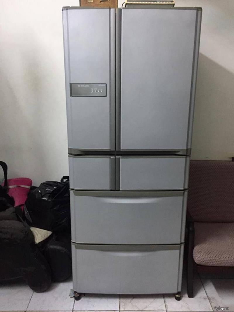 Tủ lạnh nội địa VIP Mitshubishi MR-E57S-N3 565 lít