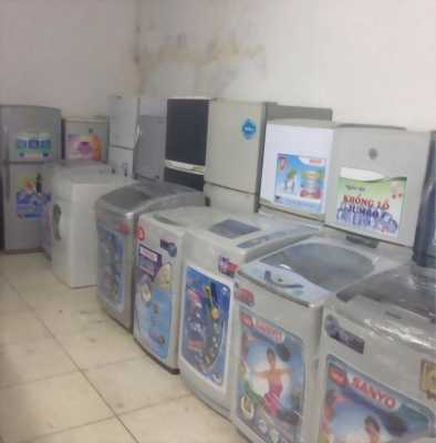 Bán rẻ tủ lạnh máy giặt cũ