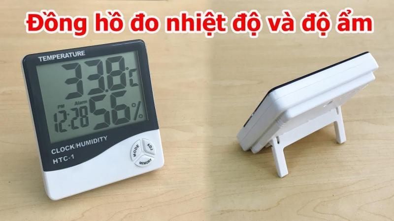Đồng hồ đo nhiệt độ tủ lạnh