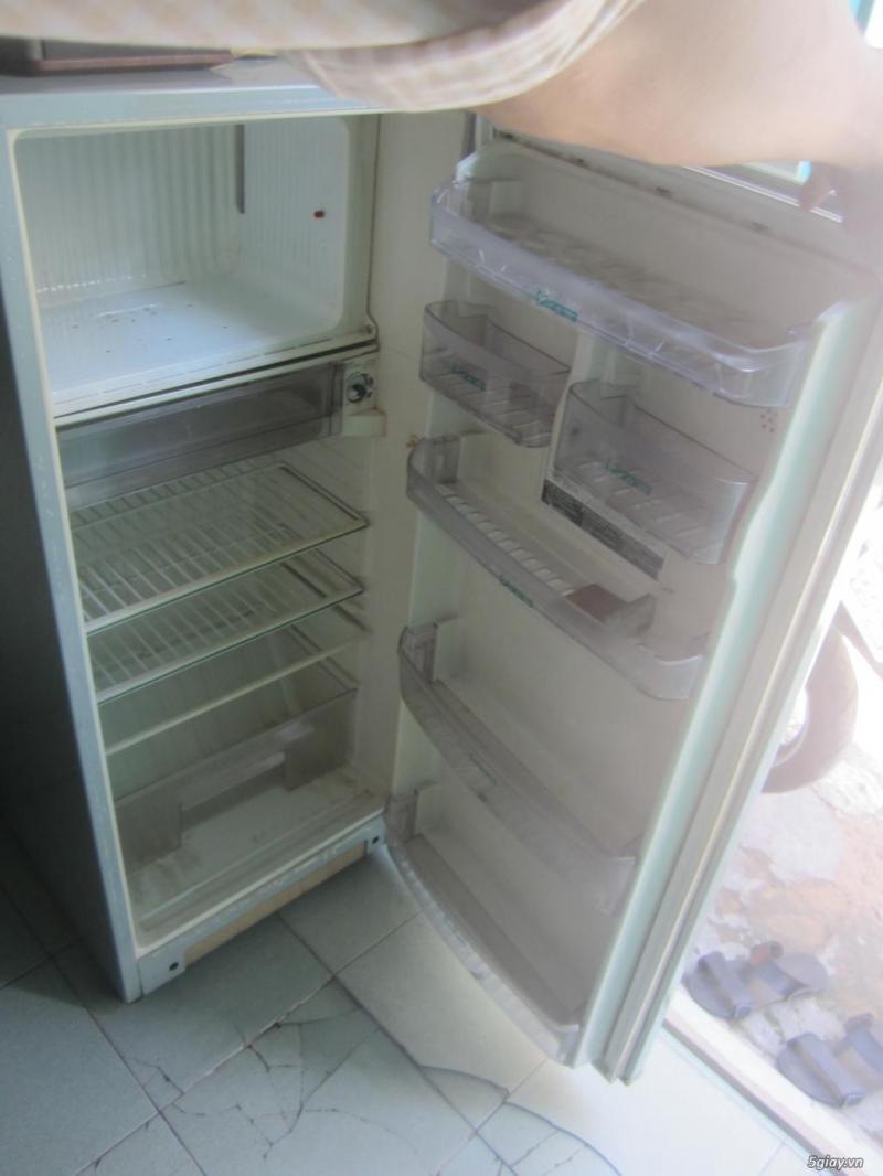 Tủ lạnh 140l tủ đống tuyết.