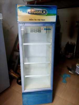 Thanh lý số lượng lớn tủ mát Vinamilk 250l