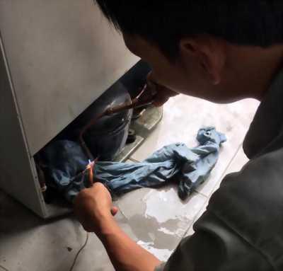 Sửa tủ lạnh khu vực vĩnh lộc bơm ga tủ lạnh vĩnh lộc
