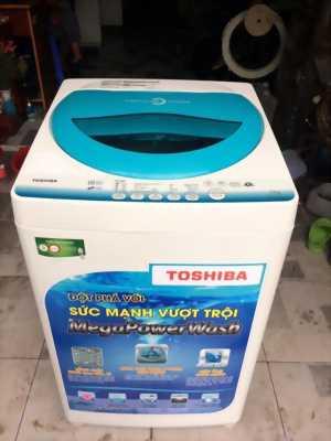 Máy giặt Toshiba Aw-C820SV (7.2kg) mới 95% tại Tân Phú.