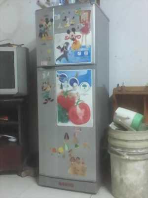 Cần bán tủ lạnh Sanyo