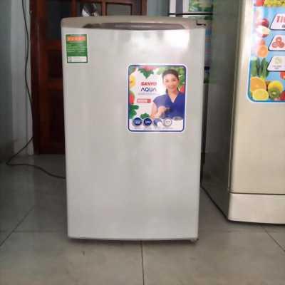 Tủ lạnh Sanyo 90 lít mới đẹp máy nguyên zin