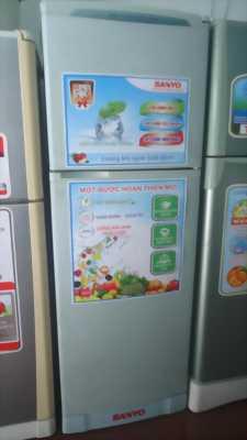 Tủ lạnh sanyo 160l máy móc zin . Bảo hành dài