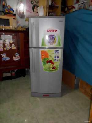 Bán tủ lạnh Sanyo như mới