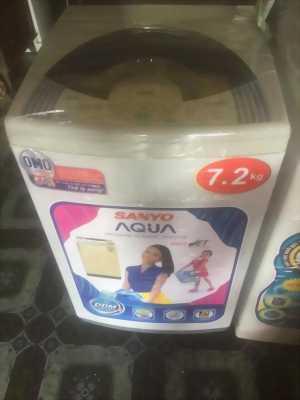 Máy giặt sanyo Aqua 7,2kg