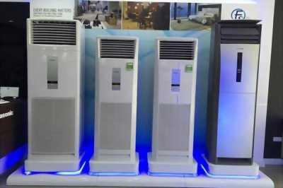 Gía ưu đãi máy lạnh tủ đứng Panasonic 5hp