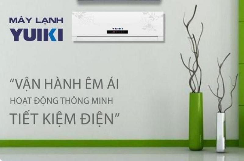 Máy lạnh Yuiki giá rẻ TPHCM