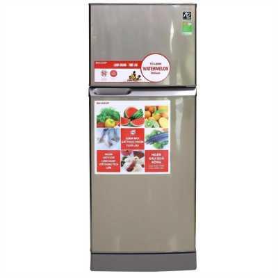Thanh lý tủ lạnh Sanyo 250l
