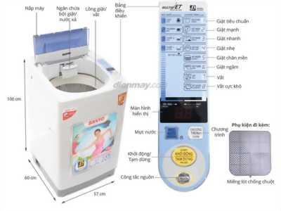 Máy giặt sanyo 8kg5