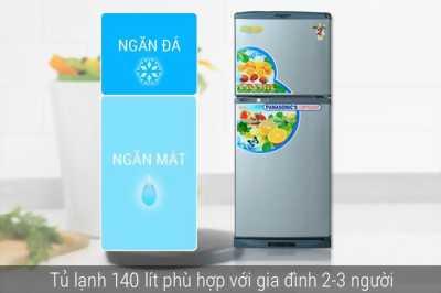 Tủ lạnh international nặng 40kg 142 lít còn đẹp