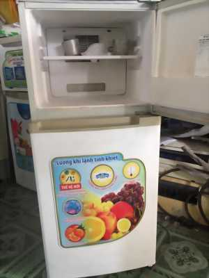 Tủ lạnh đang sử dụng bình thường