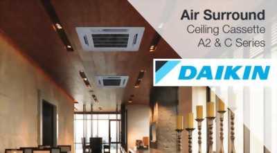 Máy lạnh âm trần Daikin FCNQ36MV1/RNQ36MV1 – R410
