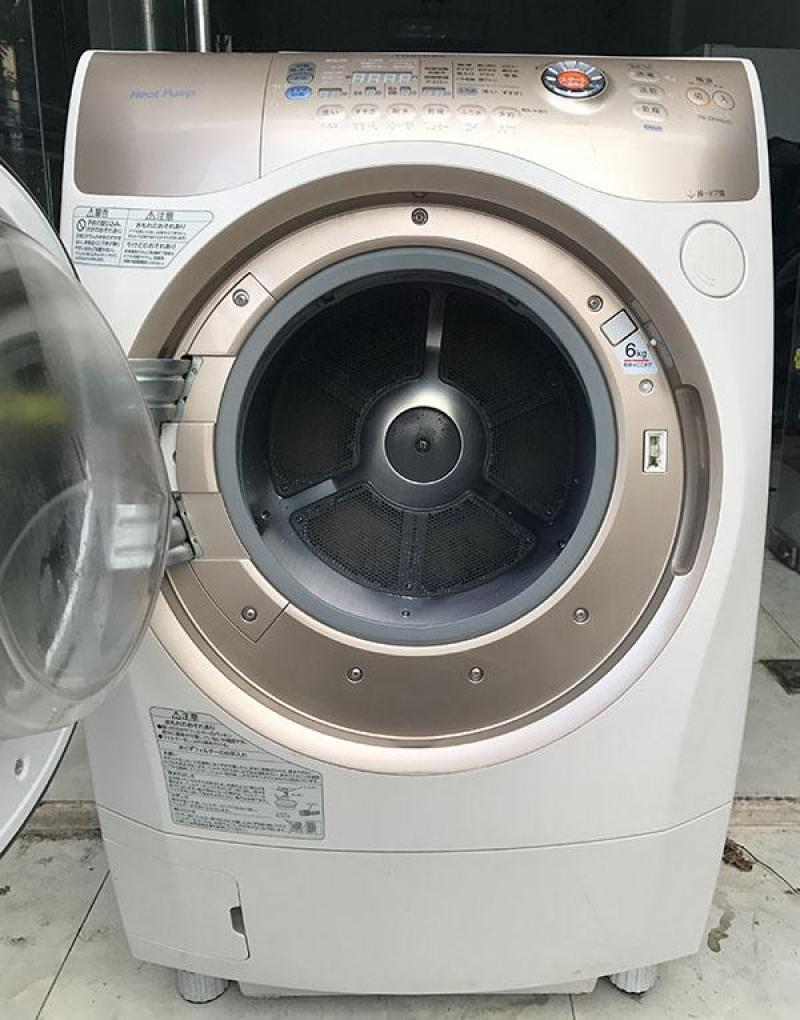 Máy giặt nội địa TOSHIBA TW-Z8100 đời 2011