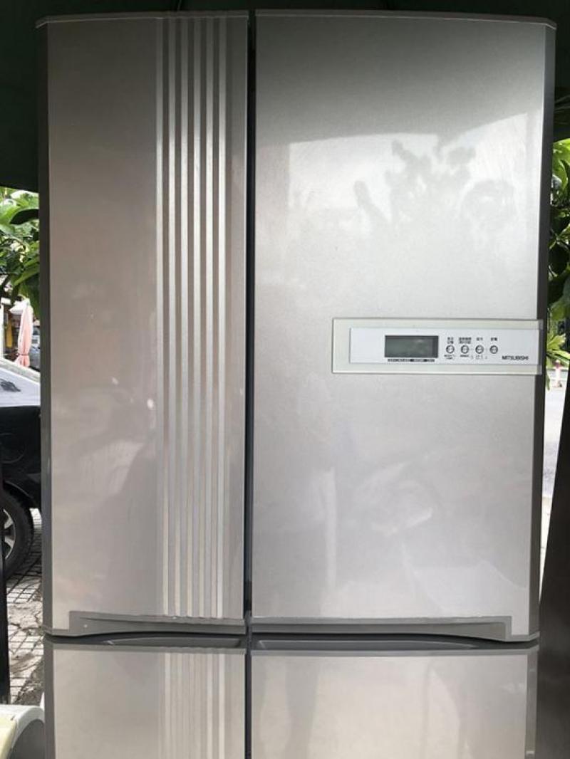 Tủ lạnh nội địa MITSUBISHI MR-G45M 6 cánh.