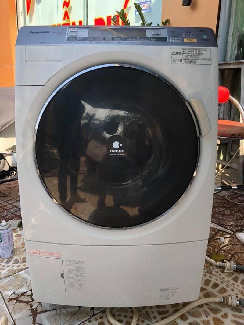 Máy giặt nội địa PANASONIC NA-VX7100 9KG,date 2012