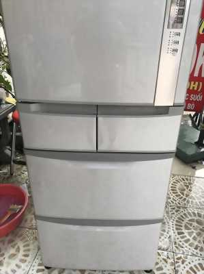 Tủ lạnh nội địa hitachi R-SL47BML  2012