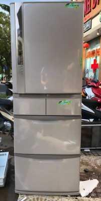 Tủ lạnh nội địa hitachi R-SL47BML  2012 hút chân không