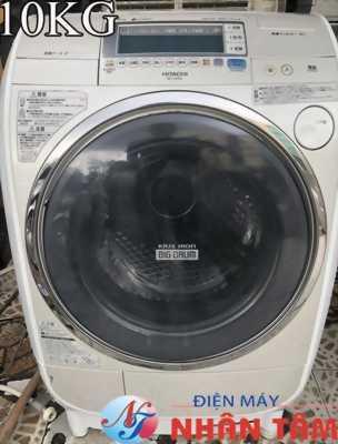 Máy giặt cũ nhật HITACHI BD-V3200 10KG,đời cao