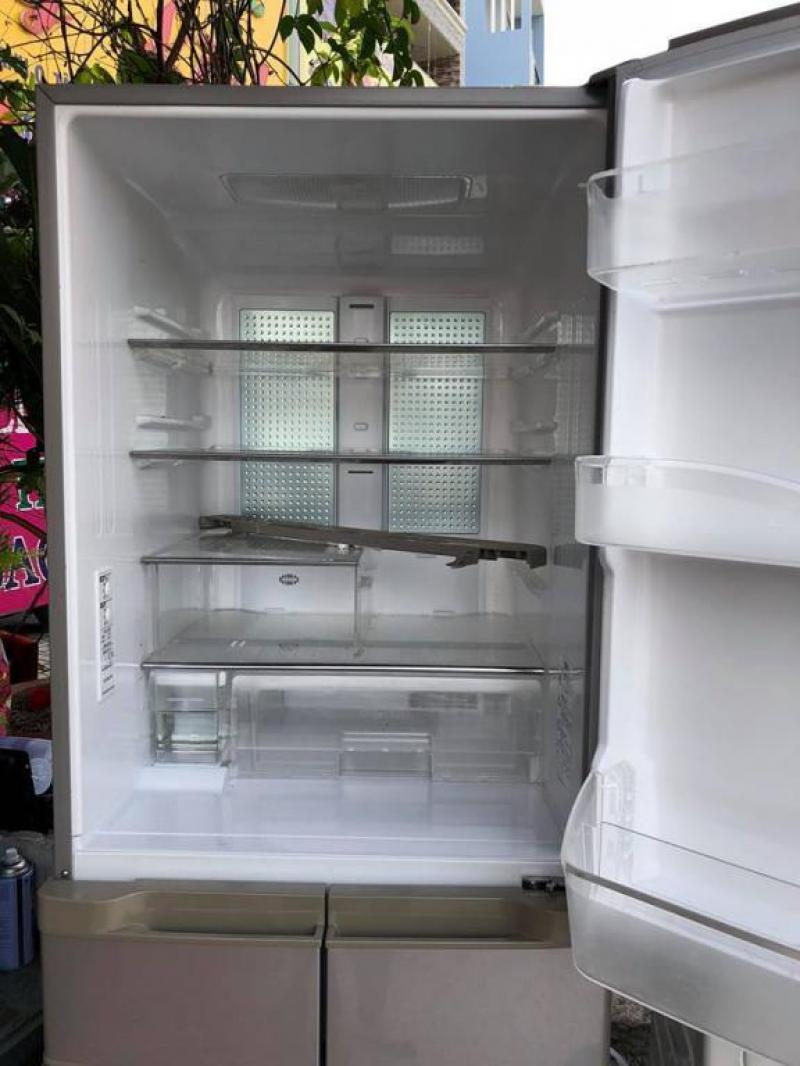 Tủ lạnh nội địa Hitachi R-S42YM (415L,date 2009)