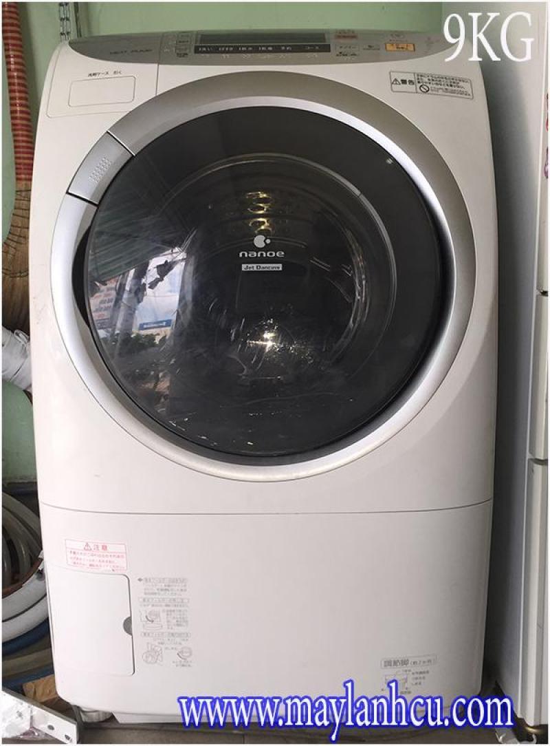 Máy giặt cũ nội địa Panasonic NA-VR5500L