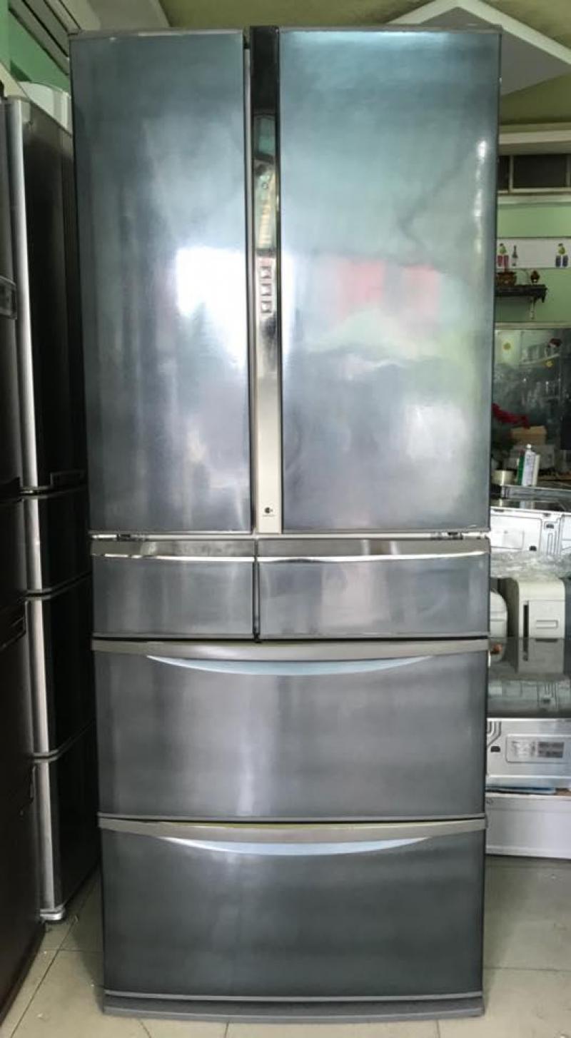 Tủ lạnh nội địa PANASONIC NR-F605XV đời 2011 có econavy