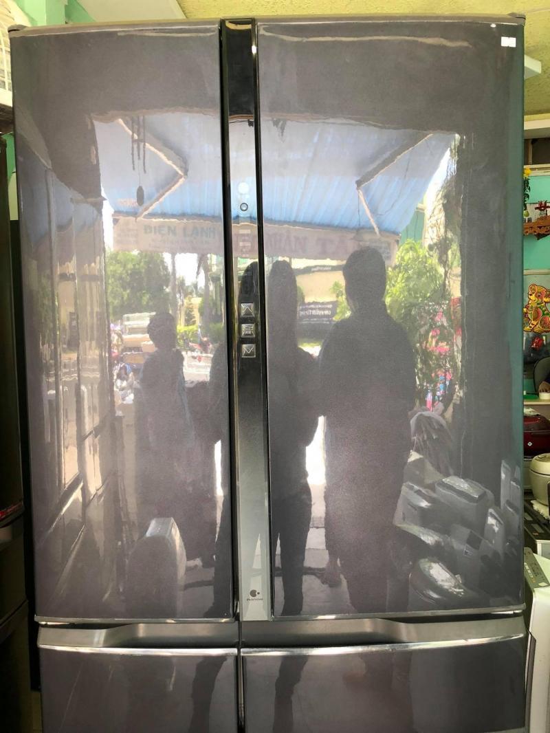 Tủ lạnh PANASONIC NR-F605XV 603LIT ĐỜI 2011
