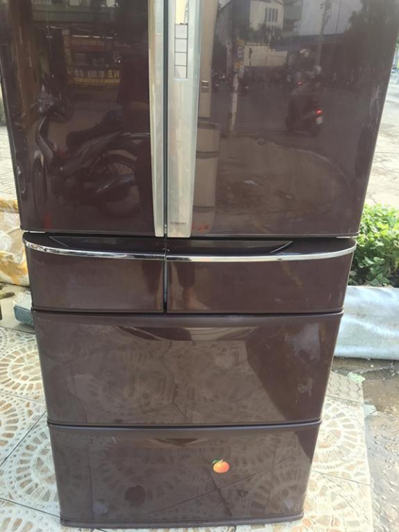 Tủ lạnh nội địa PANASONIC NR-F603T 603L