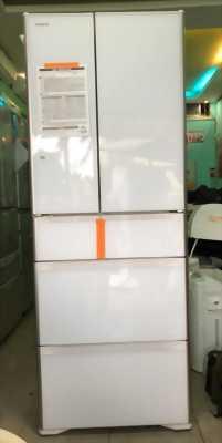 Tủ lạnh Hitachi R-XG5600G mới full box 100% (2016)