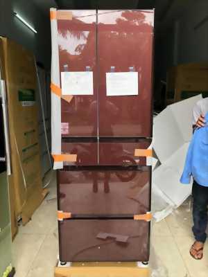 Tủ lạnh Hitachi R-GS5100H 505L 2017  hút chân không