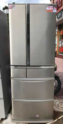 Tủ lạnh PANASONIC NR-F557XV 552L date 2013 tại Tân Phú