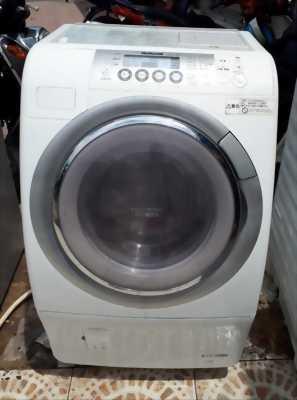 Máy Giặt National VR1200 giặt 9kg/6kg sấy block