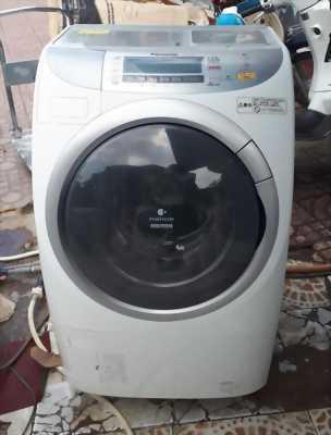 Máy giặt Panasonic NA-VR5500 giặt 9kg/6kg Sấy BLOCK