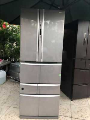 Tủ lạnh Toshiba GR-B50F 501lit 6 cửa - đời 2010  cửa từ