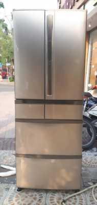 Tủ lạnh Hitachi 6 cánh R-SF45XM (T) 451L tại Tân Phú