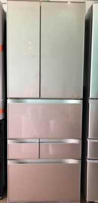 Tủ lạnh toshiba GR-F51FXV (ZN) 2013 mặt gương
